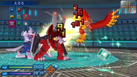 screens: digimon world re:digitize