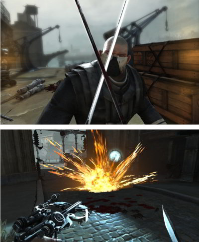 screenshots (II): dishonored
