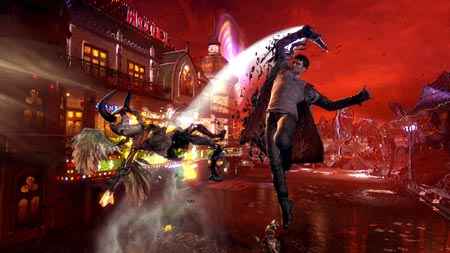 screens: devil may cry
