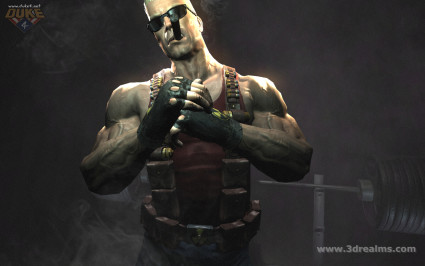 Duke Nukem Forever Screenshot