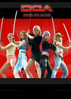 dead of alive: der film