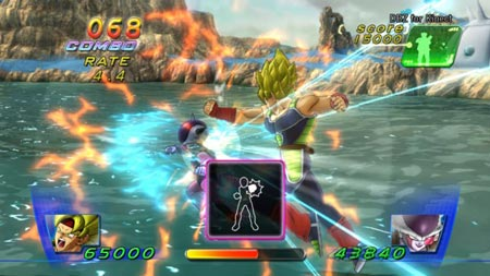 preview: dragonball z kinect