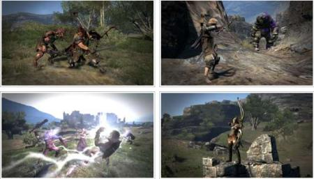 screenshots: dragon's dogma