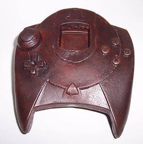 dreamcast: bronze-controller