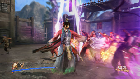 screens: dynasty warriors 7 empires