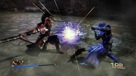 screenshots (III): dynasty warriors 7 empires