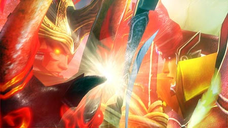 screens: dynasty warriors strike force 2 HD