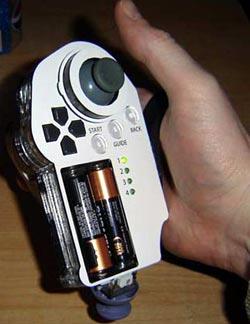 360: einhand-pad
