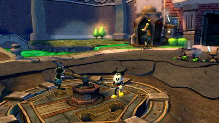 screens: epic mickey 2