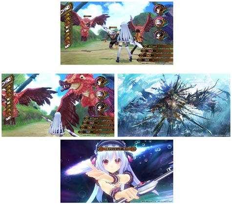preview: fairy fencer f