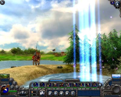 screenshots: fantasy wars