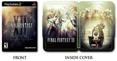 final fantasy XII: sammlerbox