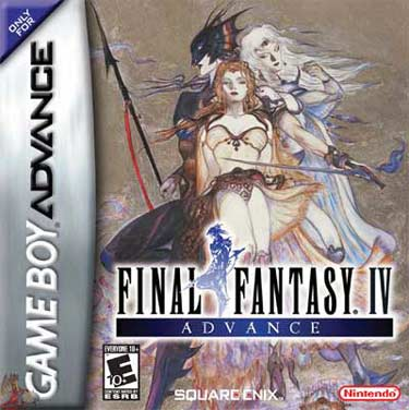 ffIV: boxart-anthology