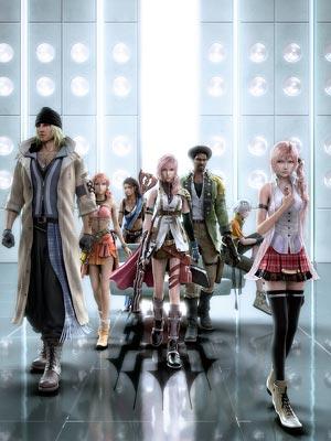 final fantasy XIII die charaktere