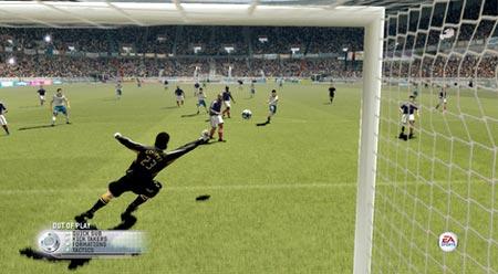 screen: fifa 2009