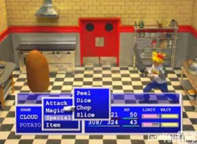 ff7: fast food