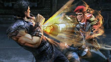 screenshots: the fist of the north star 2