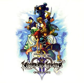 kingdom hearts 2: soundtrack