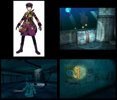 screenshots (II): fragile