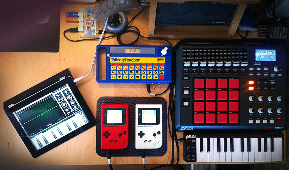 retro: gameboy-studio-irgendwas