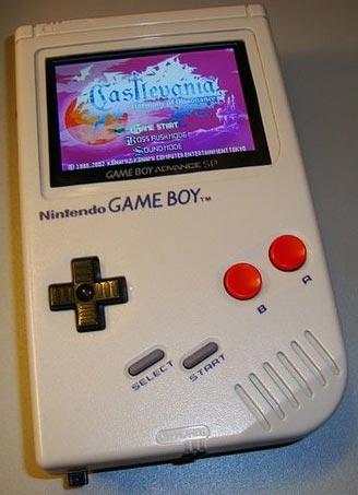 modding: gba-gameboy