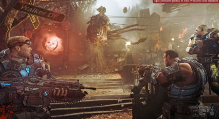screens: gears od war: judgement
