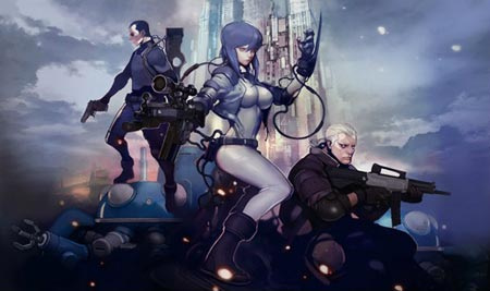 preview: ghost in the shell online