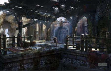 screenshots: god of war: ascension