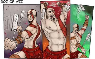 god of wii