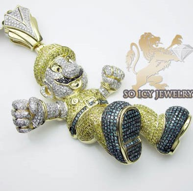 goldener diamant-mario