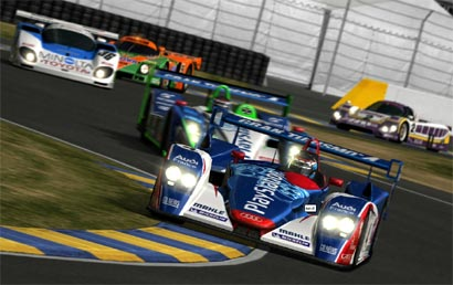 gran turismo hd: screenshots