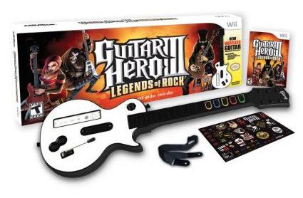 Guitar Hero III Packshot Nintendo Wii