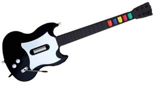 ps2: guitar hero