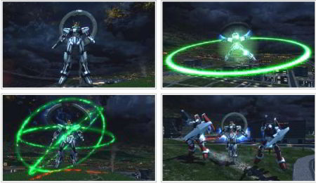 screens: gundam extreme vs. full boost