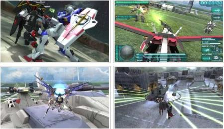 screens: gundam seed battle destiny