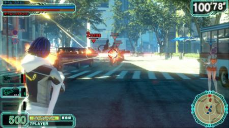 screenshots: gunslinger stratos