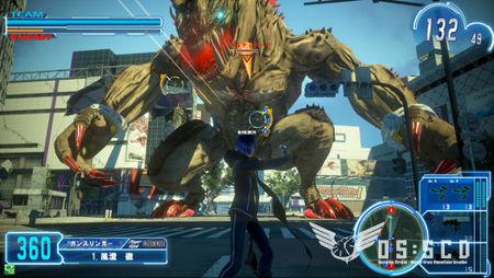 screenshots (II): gunslinger stratos