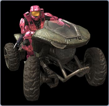 halo 3: mongoose