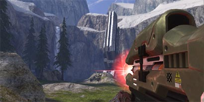 halo 3: screens