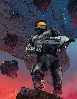 halo: der comic II