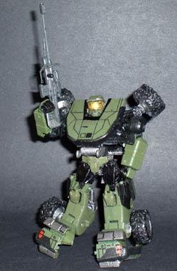 special: halo-transformer