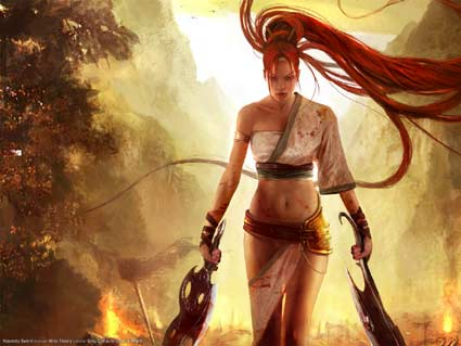 nariko von heavenly sword