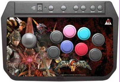 hori baut soulcalibur-sticks