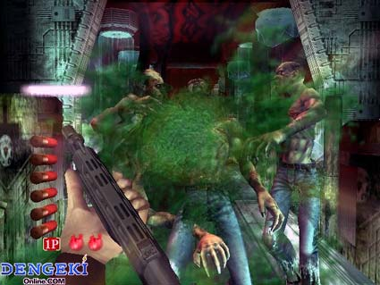 screenshots: house of dead 3