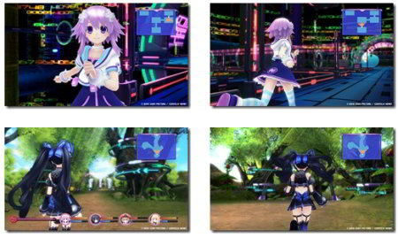 preview: hyperdimension neptunia V