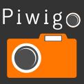 piwigo icon logo