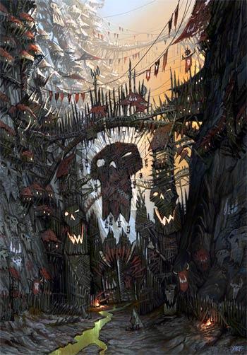itp2008: warhammer online aor