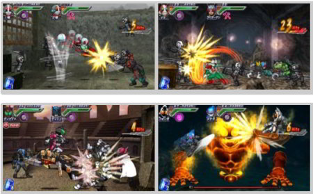 screens: kamen rider rider generation 2