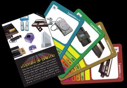 geschichte der videospiele: kartenspiel