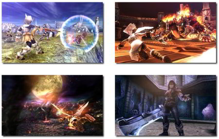 screens: kid icarus: uprising